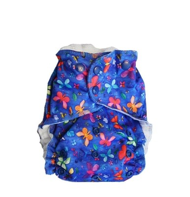 Easy Peasies® One Size Reusable Cloth Swim Diaper - Emma