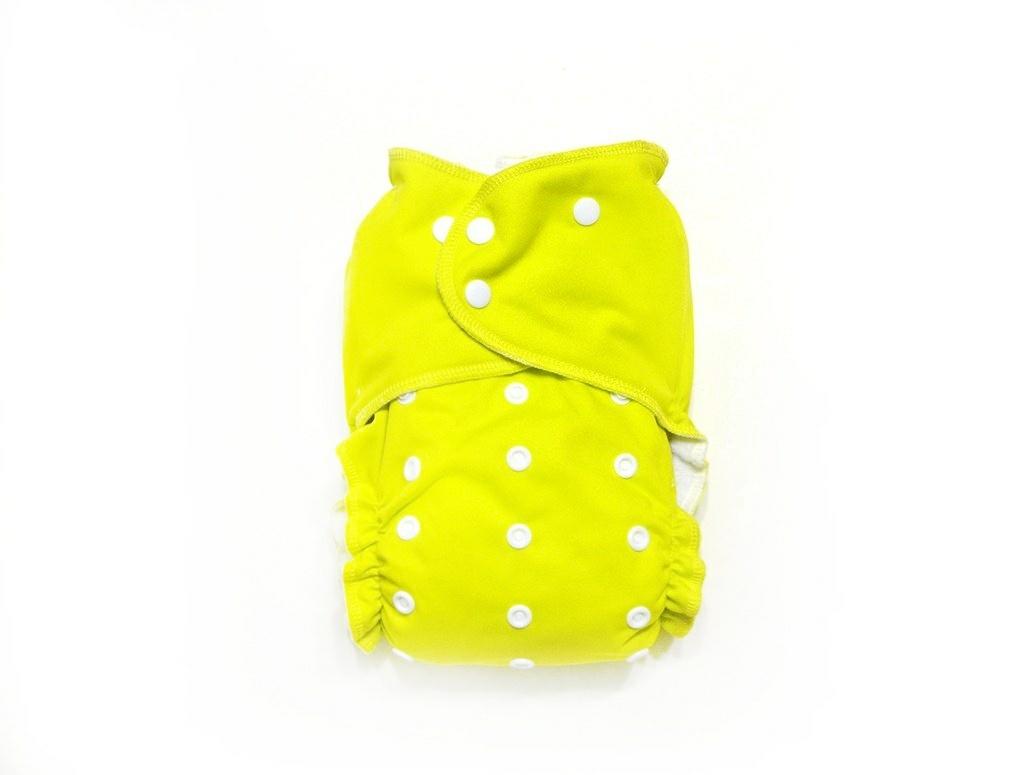 Easy Peasies® One Size Reusable Cloth Swim Diaper - Apple 00862
