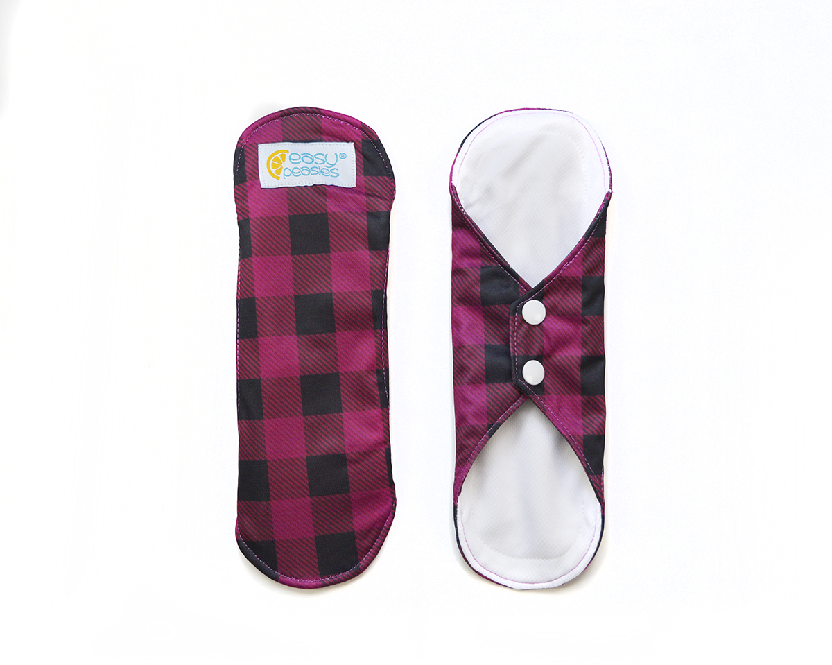 Easy Pad™ Reusable Menstrual Sanitary Napkin - Jill 00878