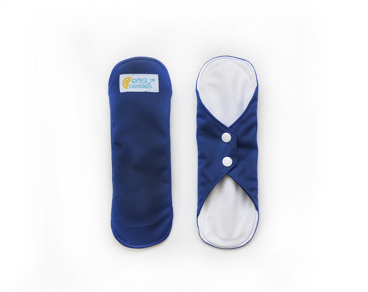 Easy Pad™ Reusable Menstrual Sanitary Napkin - Midnight 00879