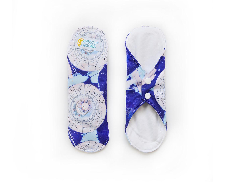 Easy Pad™ Reusable Menstrual Sanitary Napkin - Saros