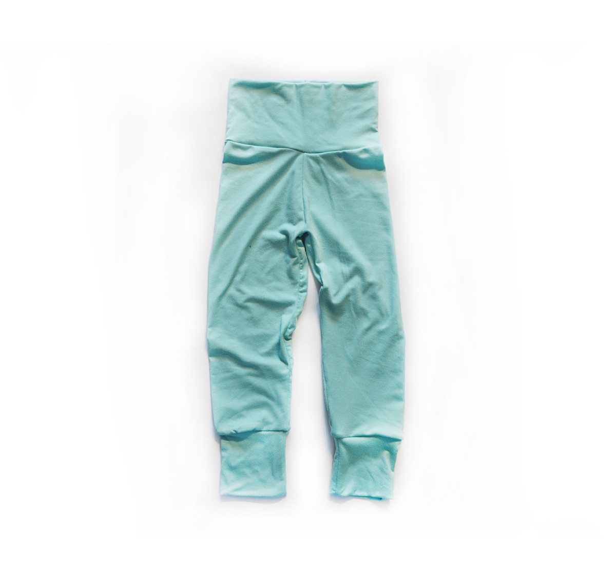 Little Sprout One-Size Pants™ Mint Green - Stretch 00902