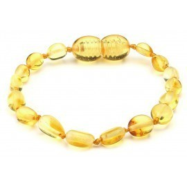 Baltic Pines™  Amber Teething Bracelets 00076