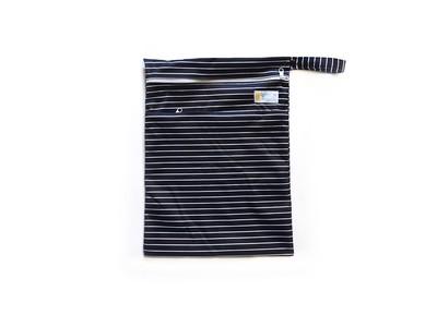 Easy Peasies® Dual Zipping Pocket Wetbag Travel Sack  - Fedora