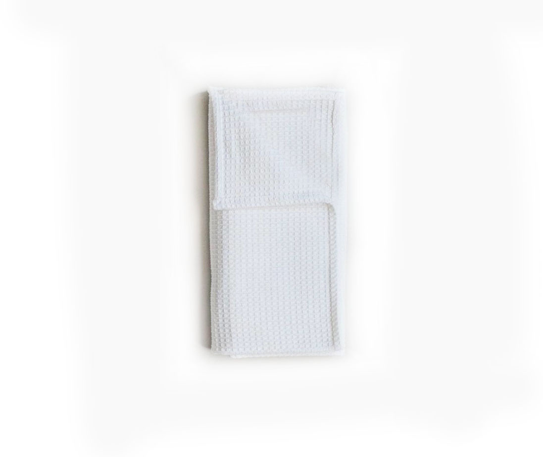 Simply Good™ waffle cotton swaddle receiving blanket 01051