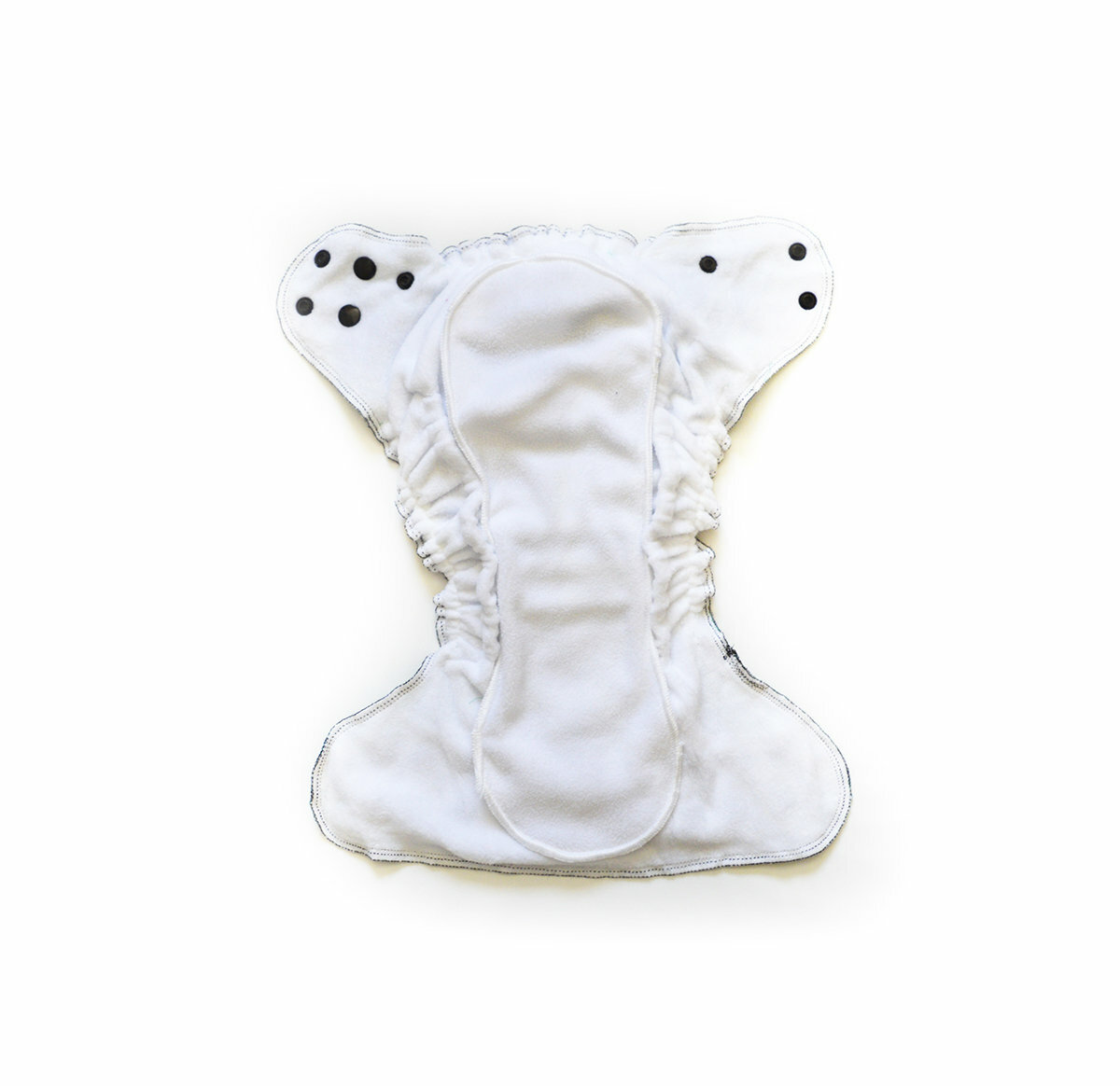Set of 6 Easy Peasies® Cloth Diaper Athletic Wicking Liners - SECONDS QUALITY 01057