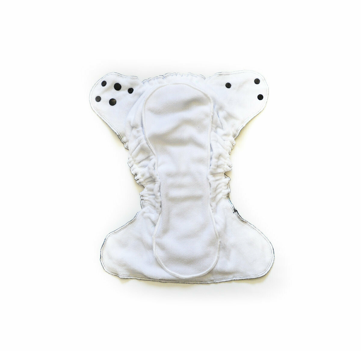 Set of 6 Easy Peasies® Cloth Diaper Athletic Wicking Liners - SECONDS QUALITY