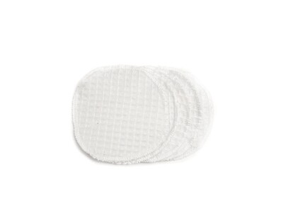 Set of 15 Simply Good Waffle Cotton Facial Scrub Pads