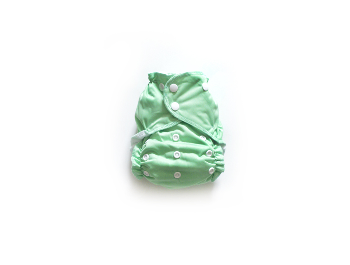 Easy Peasies® One Size Reusable Cloth Pocket Diaper - Charlie 01070