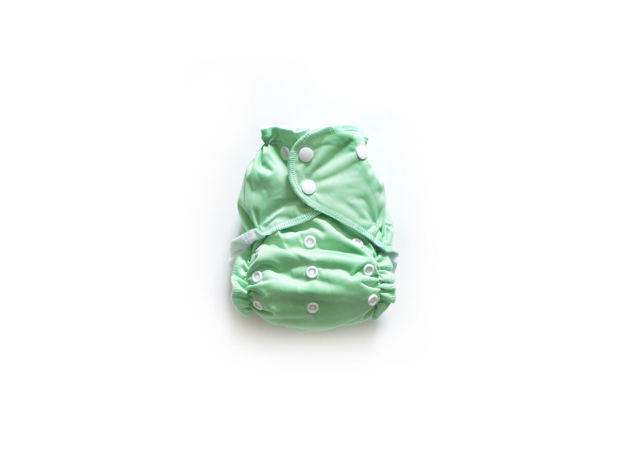 Easy Peasies® One Size Reusable Cloth Pocket Diaper - Charlie