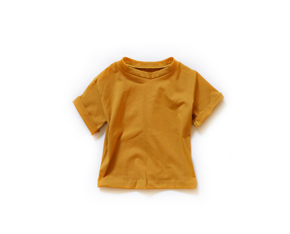 Little Sprout™ Cotton T-Shirt in Harvest Gold | NEW Fall 2019