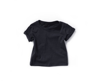 Little Sprout™ Cotton T-Shirt in Slate | NEW Fall 2019