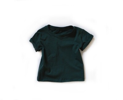 Little Sprout™ Cotton T-Shirt in Emerald | NEW Fall 2019