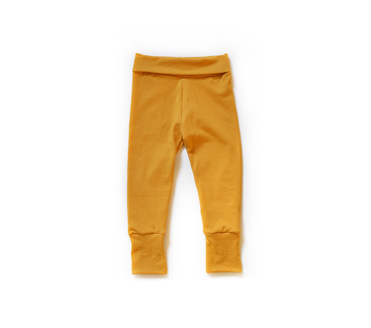 Little Sprout Pants™ in Harvest Gold | Grow With Me Leggings