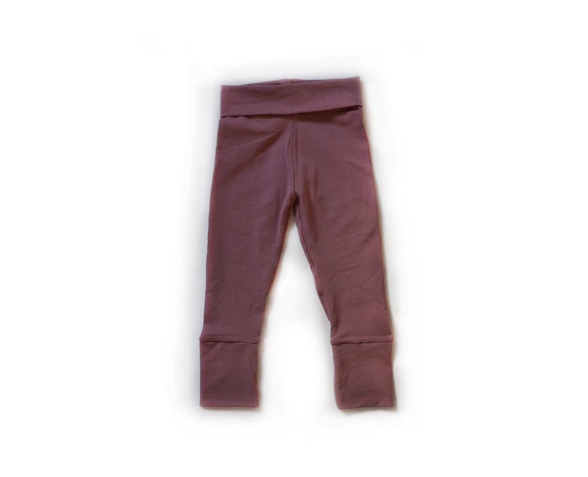 Little Sprout Pants™ in Mauve | NEW Fall 2019