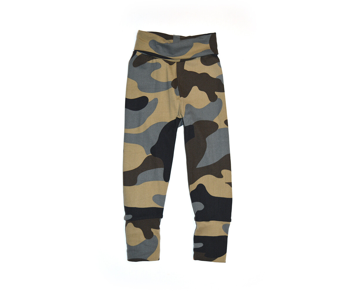 Little Sprout One-Size Pants™ Marine Camo