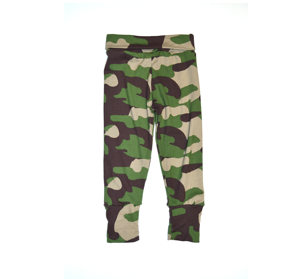 Little Sprout™ One-Size Grow with Me Pants in Camo