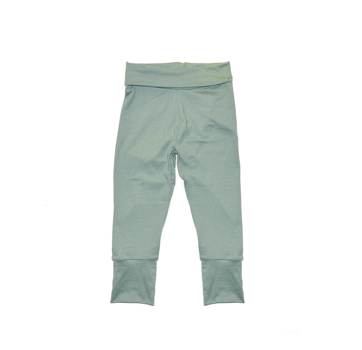 Little Sprout™ One-Size Grow with Me Pants in Sage - Preorder