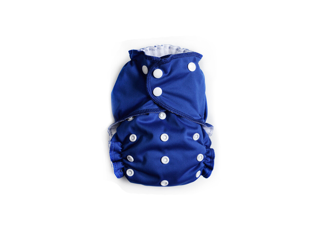 Easy Peasies One size Pocket Cloth Diaper - Frozen