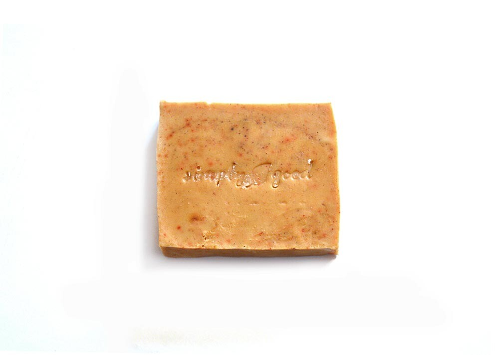NEW! Orange Clove Simply Good™ Triple Butter Vegan Soap Bar