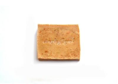 NEW! Orange Clove Simply Good™ Triple Butter Vegan Soap Bar