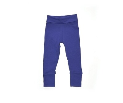 Little Sprout Pants™ in Royal Blue | Grow With Me Leggings