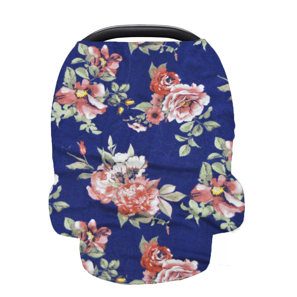 Easy Peasies Cover-All | Car Seat, Nursing, Shopping Cart Cover