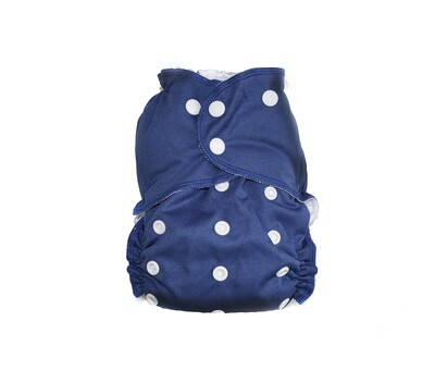 Easy Pocket™ One Size Cloth Diaper - Midnight