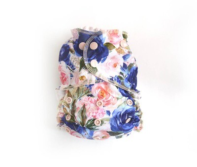 Easy Peasies® One Size Reusable Cloth Pocket Diaper - Bloom