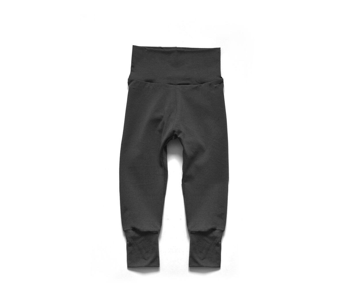 Little Sprout Pants™ in Slate | Grow With Me Leggings - Cotton