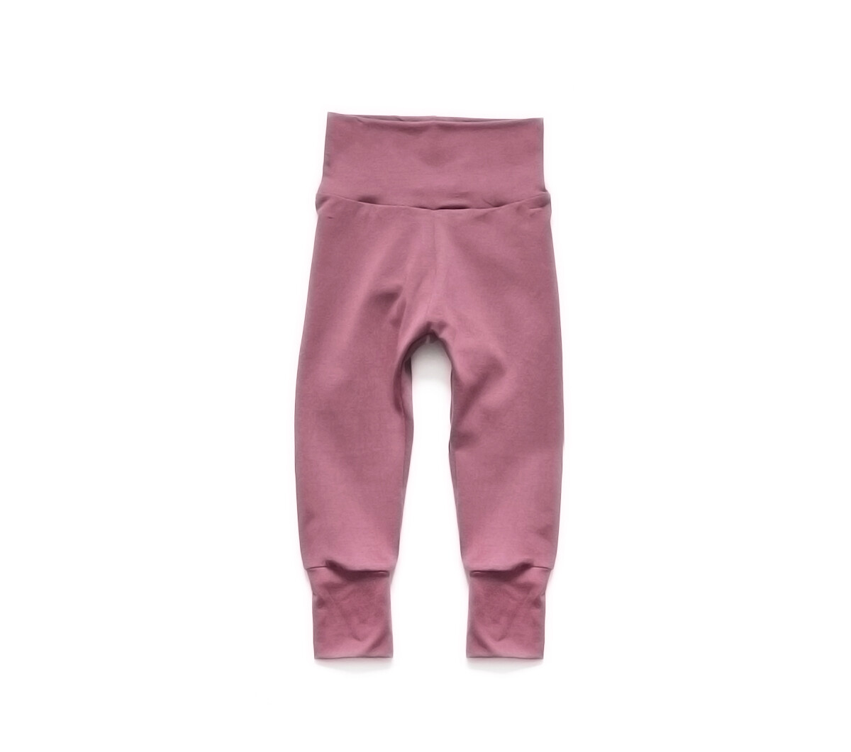 Little Sprout Pants™ in Dusty Rose |  Grow With Me Leggings - Stretch
