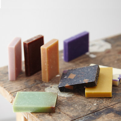Simply Good™ Triple Butter Vegan Soap Box 00310
