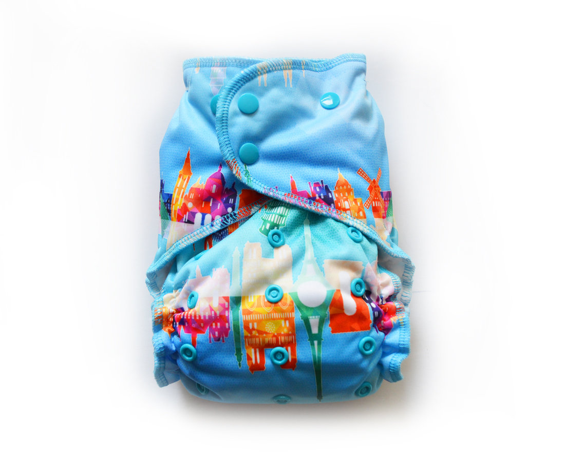 Ready-Use™ AIO Cloth Diapers 00249