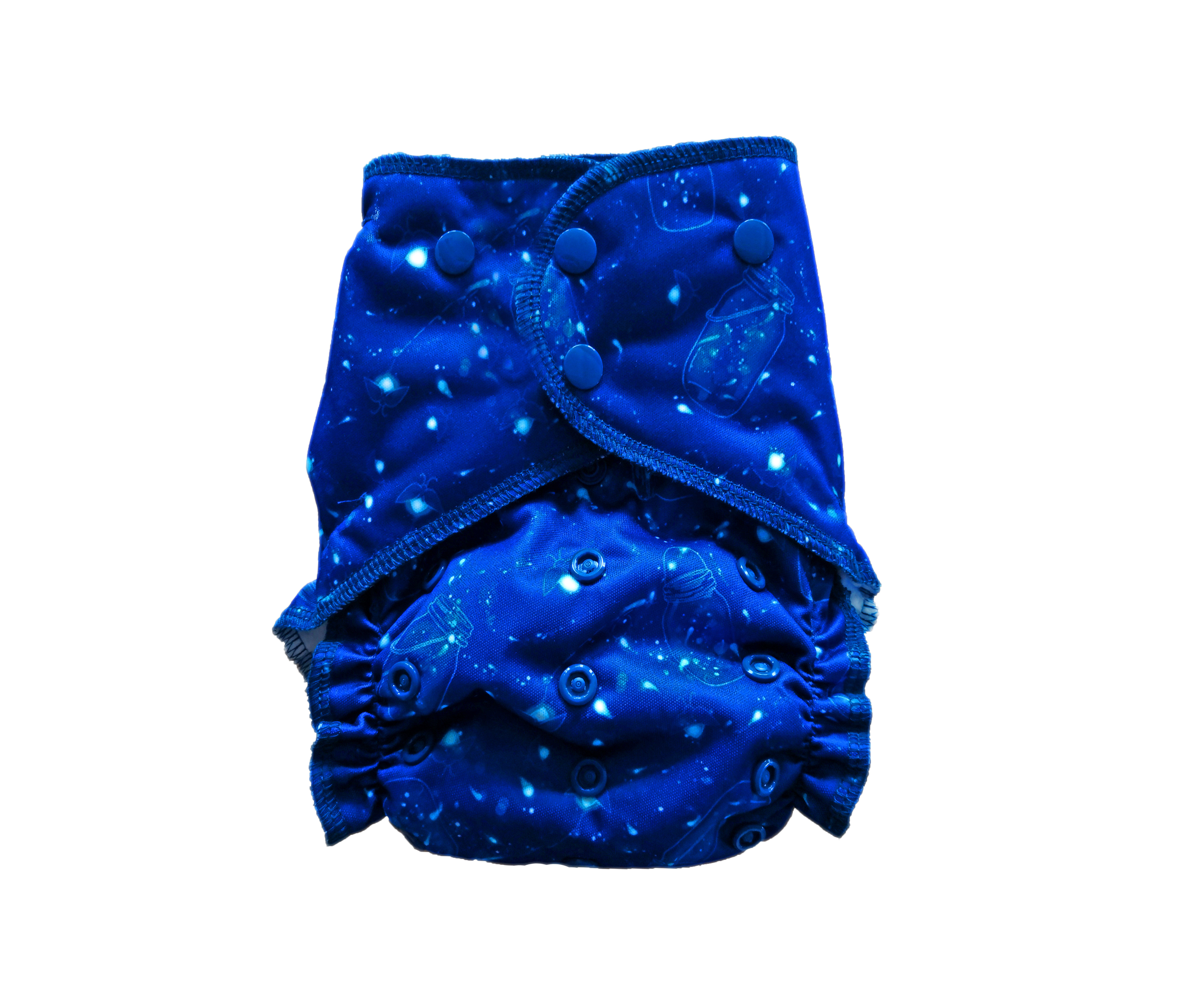 Dry-Nights™ AIO One Size Cloth Diaper 00168