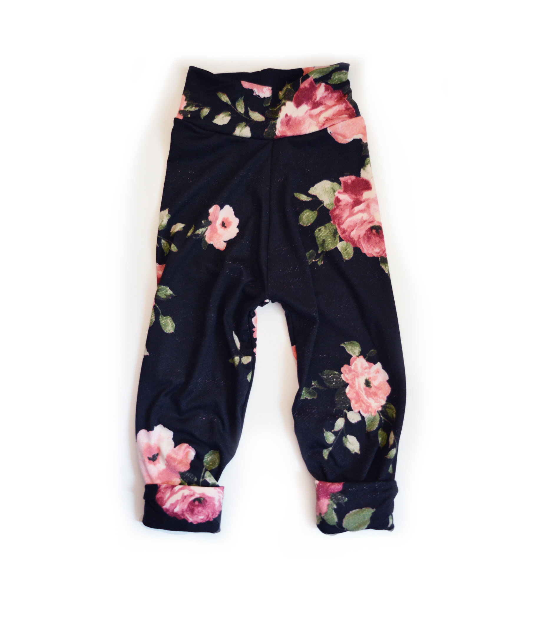 Little Sprout Pants™ Flora - Stretchy Fit 00376