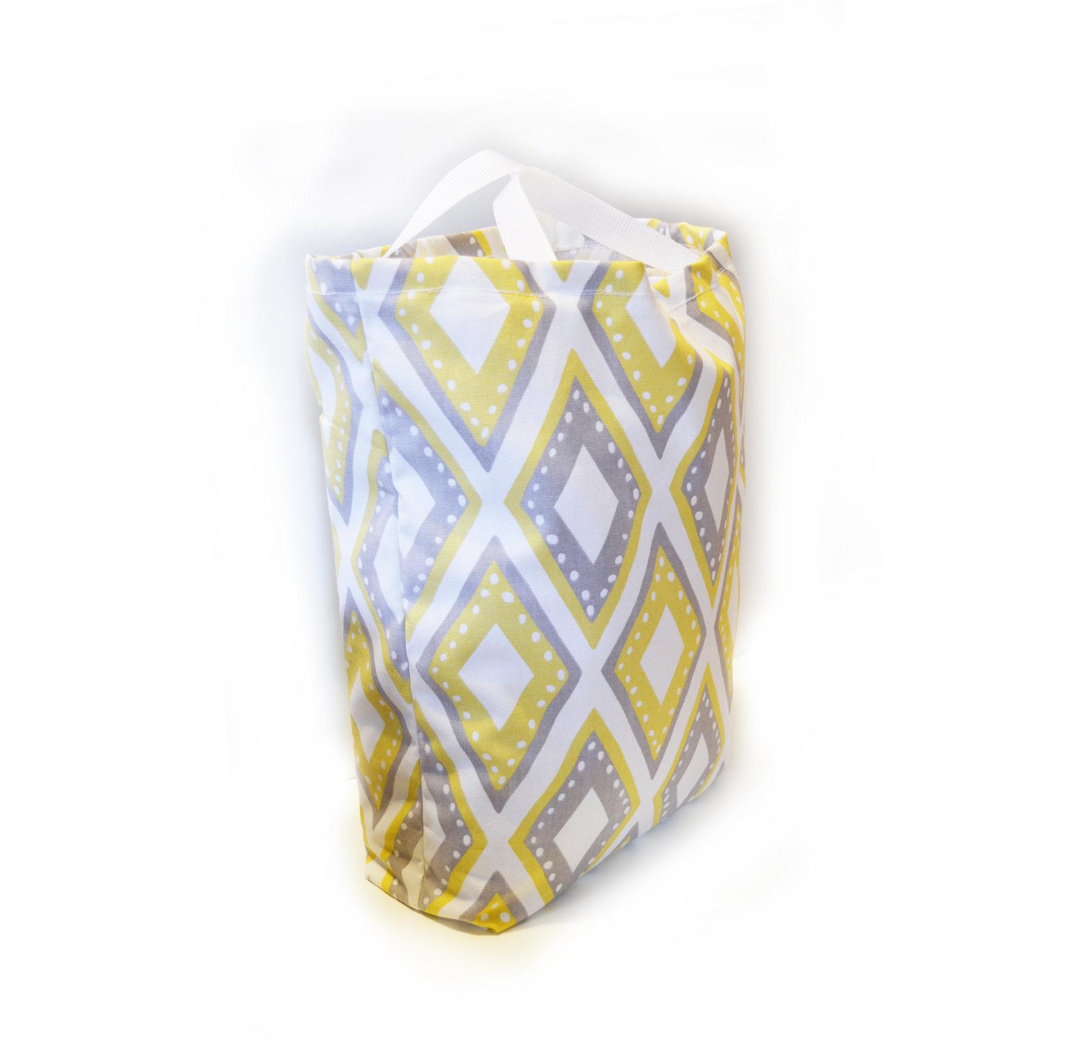 Simply Good™ Reusable Grocery Tote Bag 00405