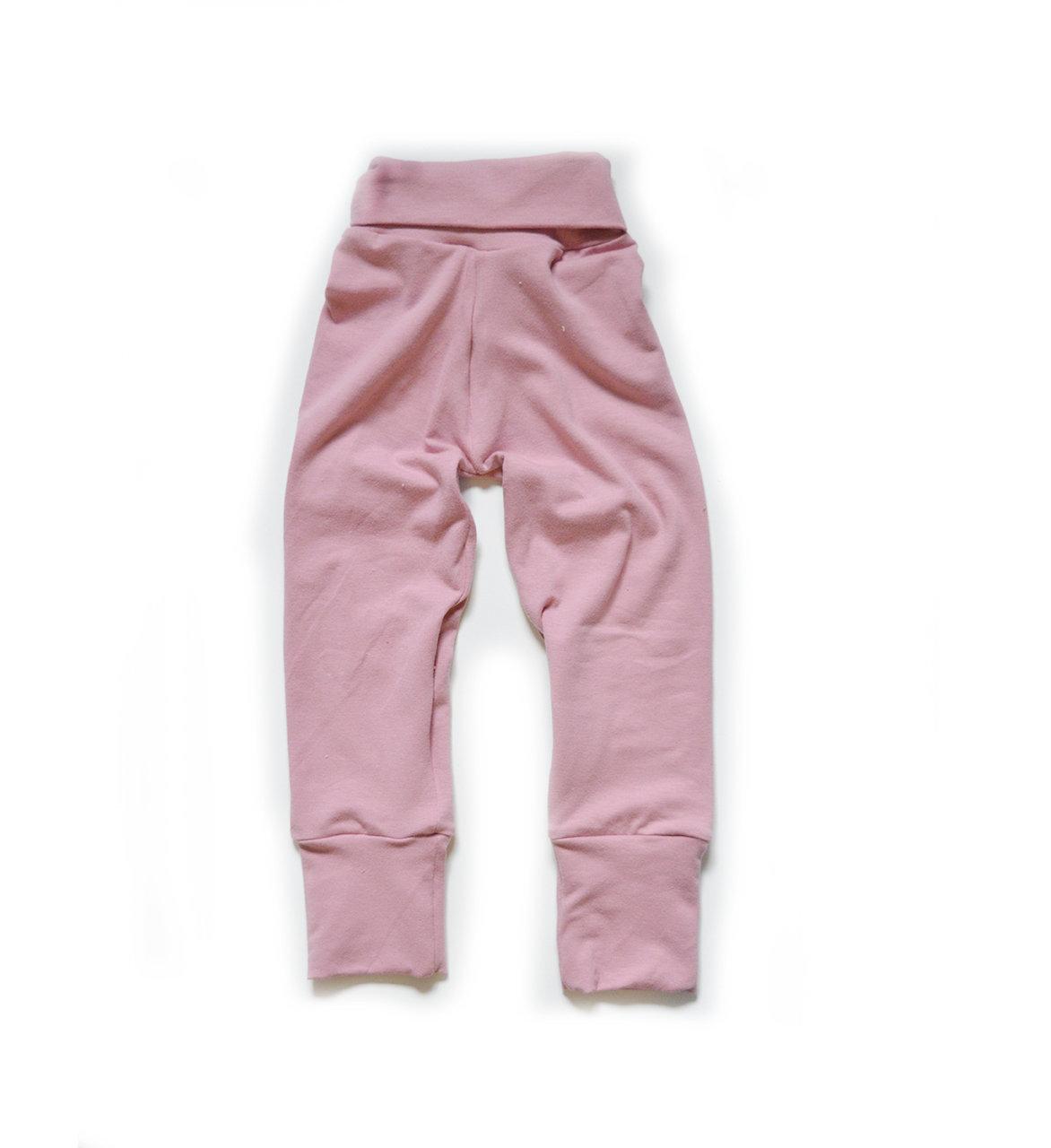 G3 Little Sprout Pants™ Dusty Rose - Cotton Lycra 00414