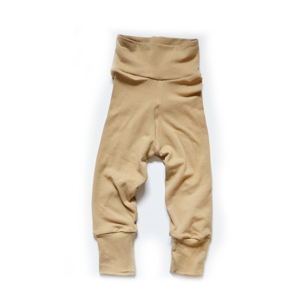 G3 Little Sprout Pants™ Camel - Cotton Lycra 00370