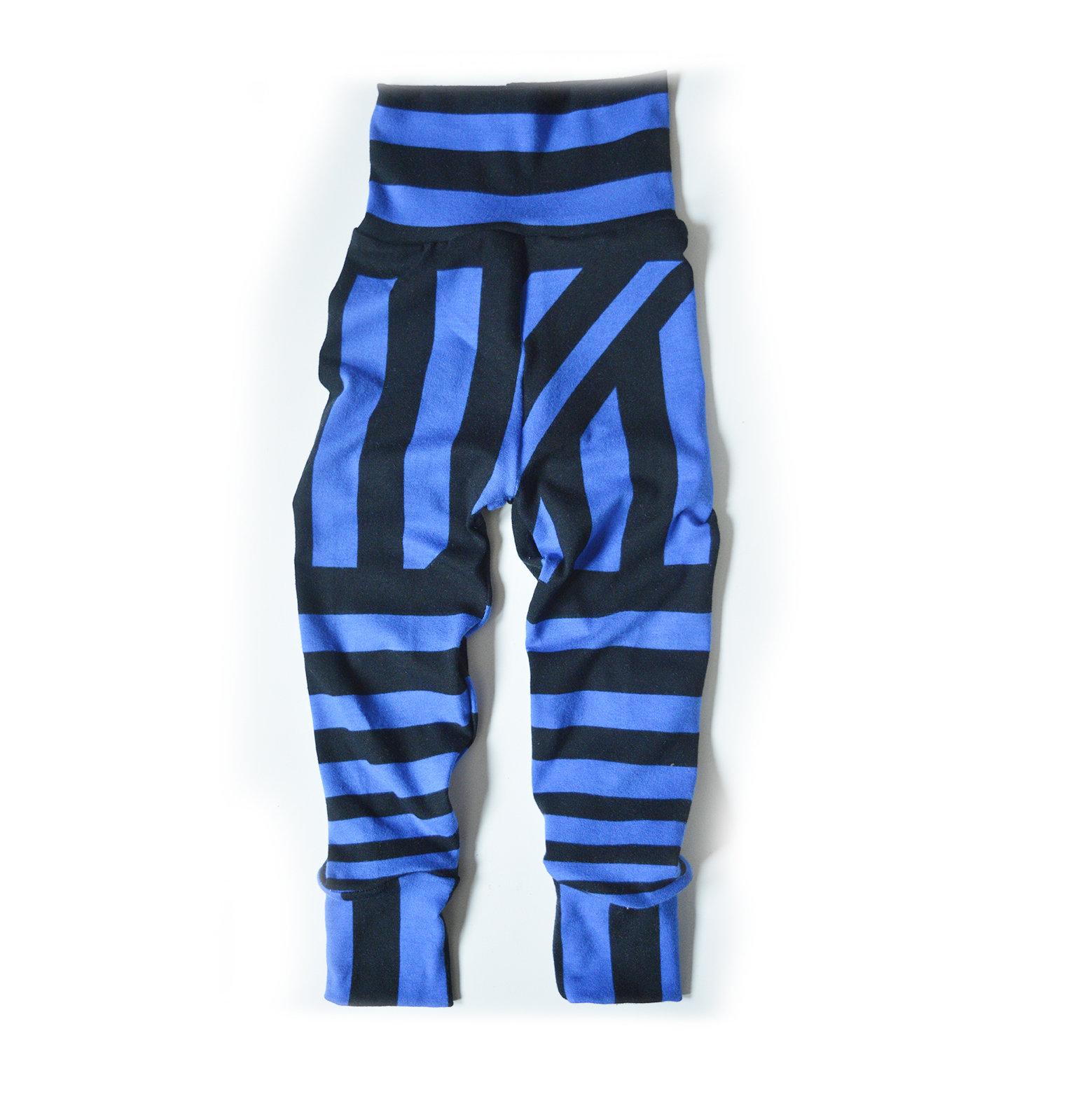 Little Sprout Pants™ Blue Nautical - Slim Fit 00418
