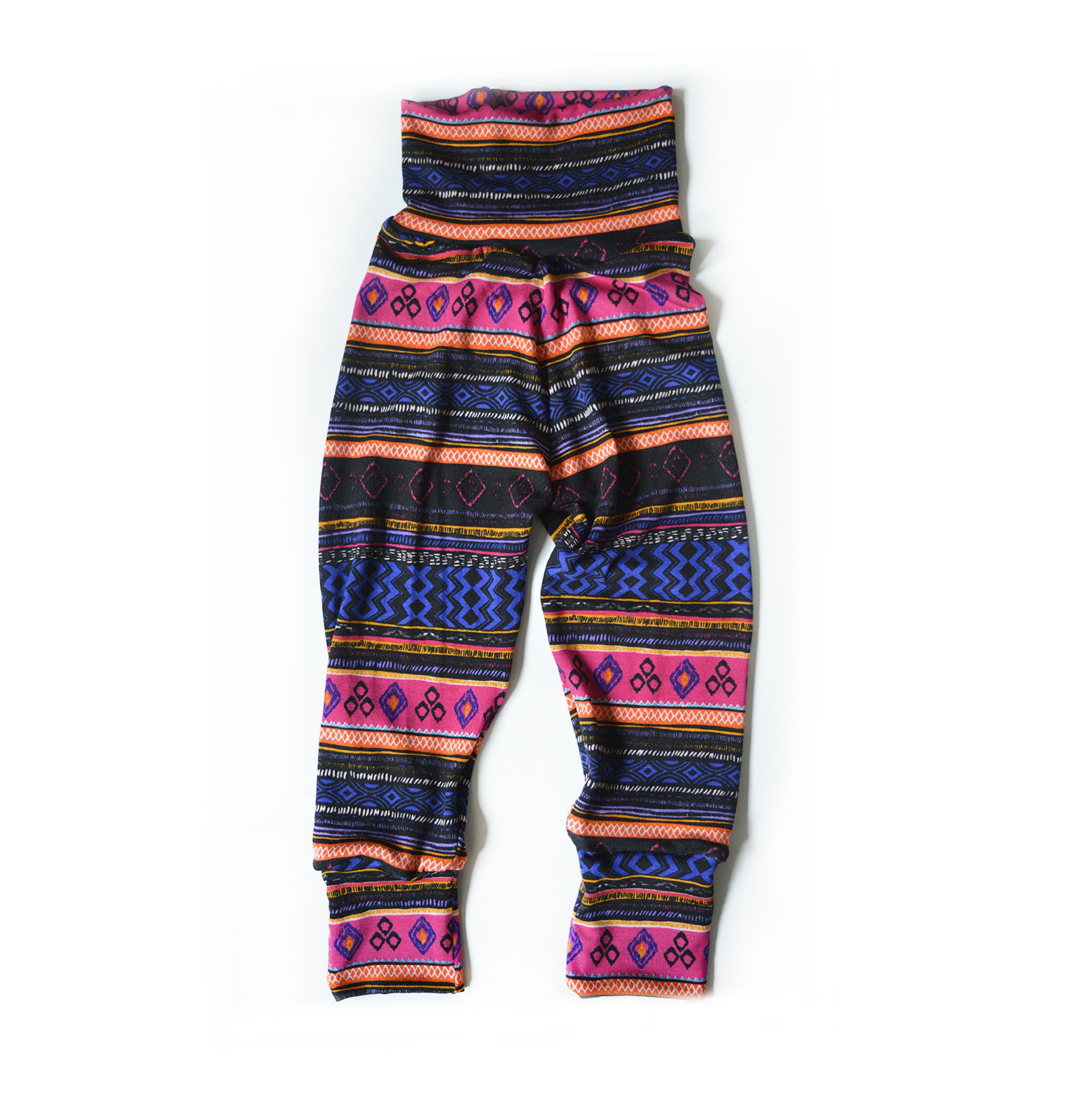 Little Sprout Pants™ Vibrant Tribal 00419