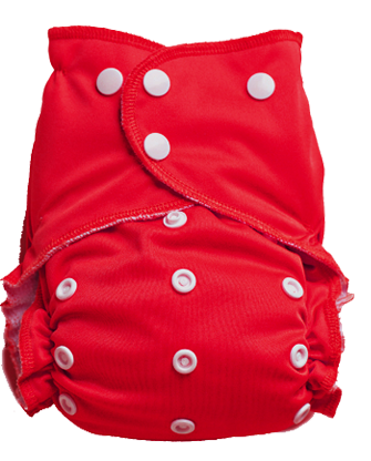 Easy Pocket™ One Size Cloth Diaper - Maple 00436