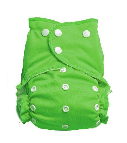 Easy Pocket™ One Size Cloth Diaper - Fiddlehead 00438