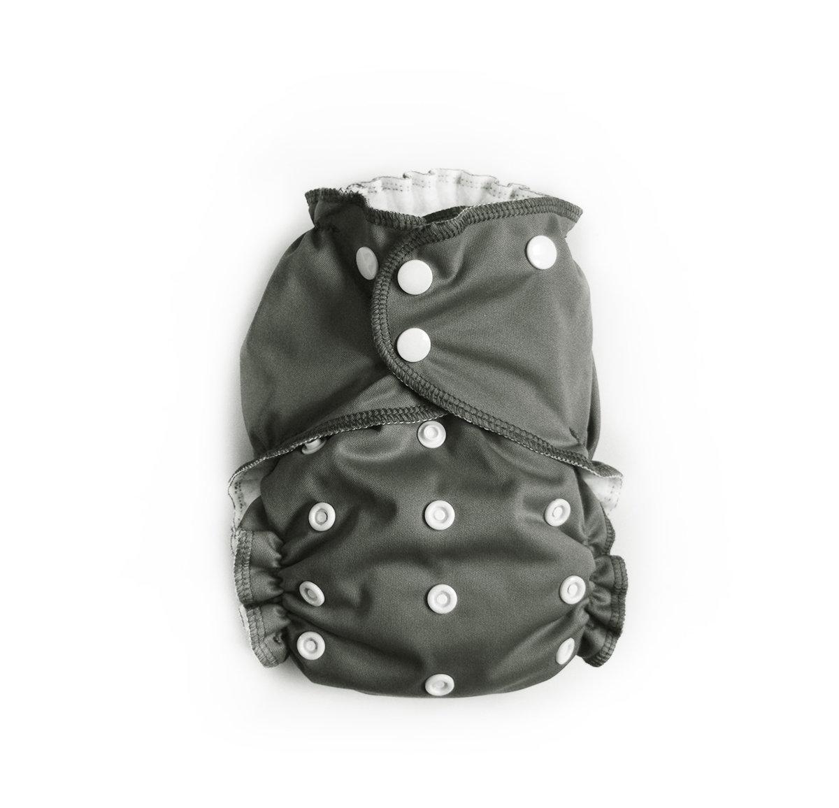 Easy Pocket™ One Size Cloth Diaper - Winter Fog 00439