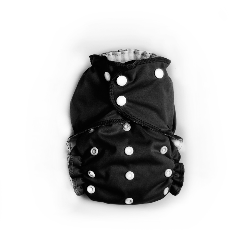 Easy Pocket™ One Size Cloth Diaper - Eclipse 00445
