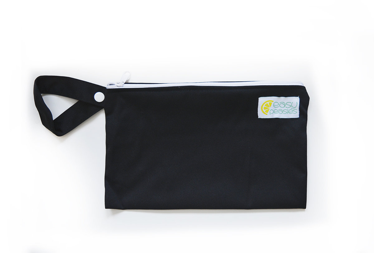 Easy Peasies® Mini Reusable Wetbag With Strap - Eclipse 00300