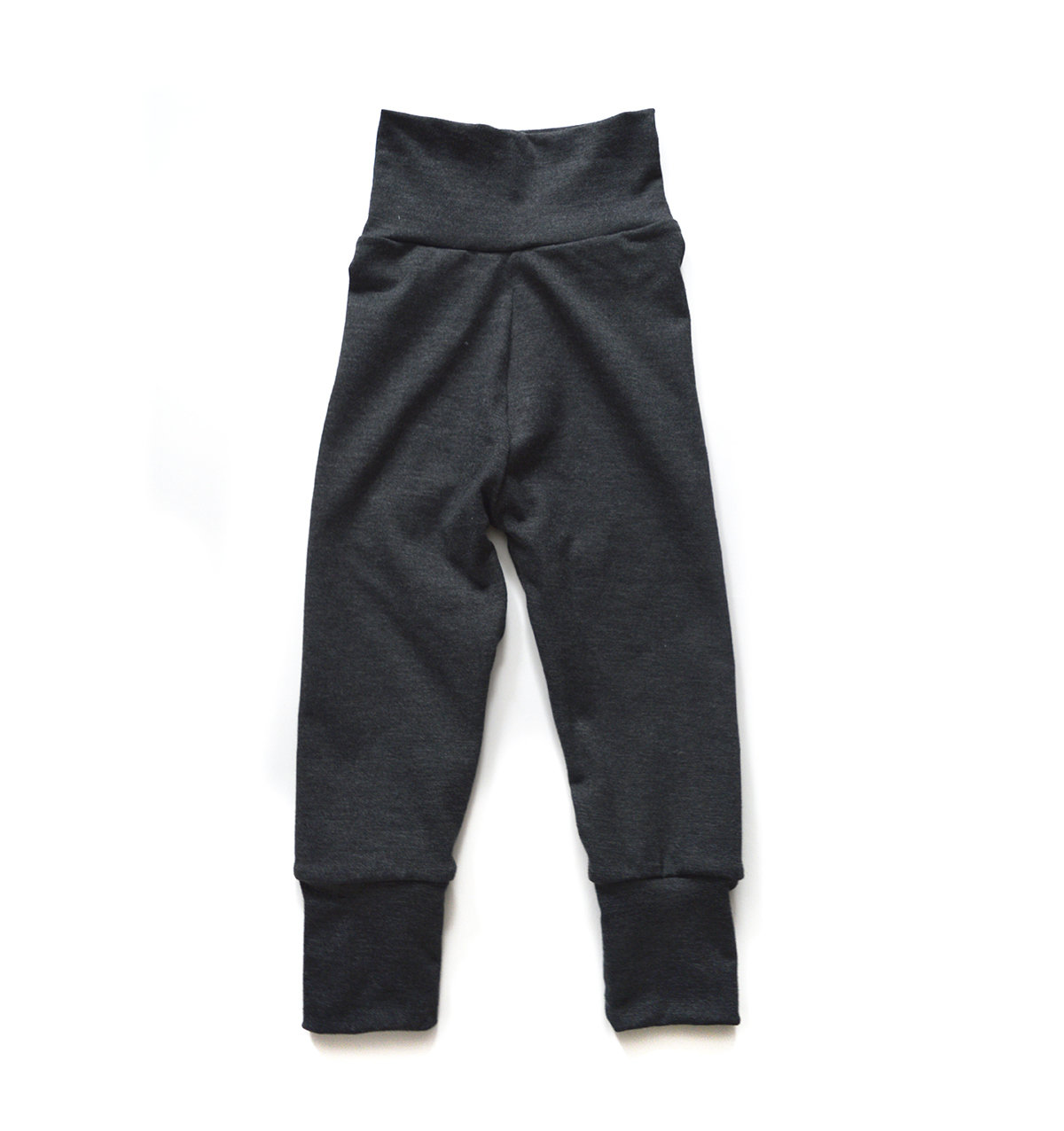 Little Sprout Pants™ Charcoal Heather Grey - Slim Fit 00485