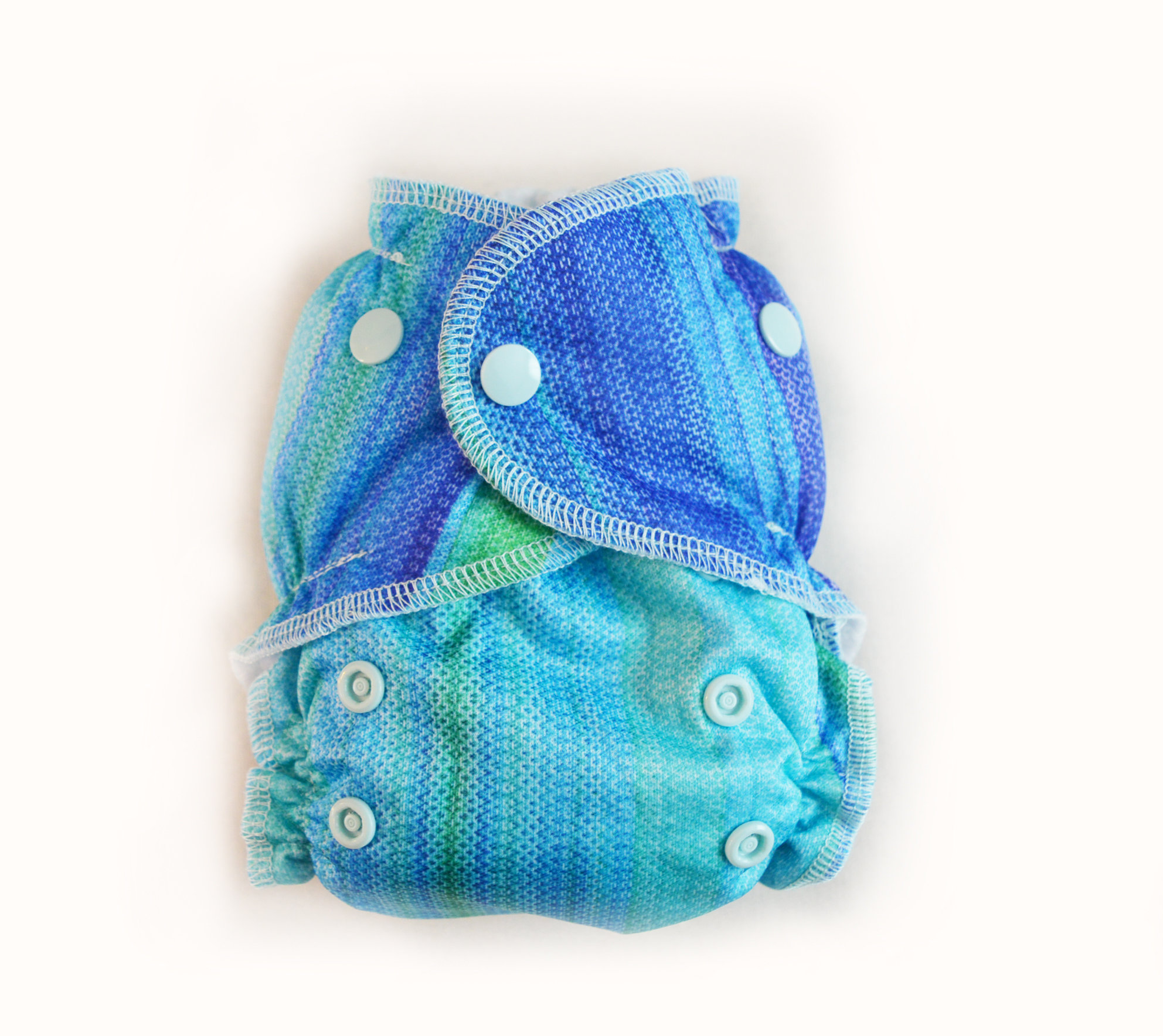 Mini Pocket™ Cloth Diapers - Ocean 00489