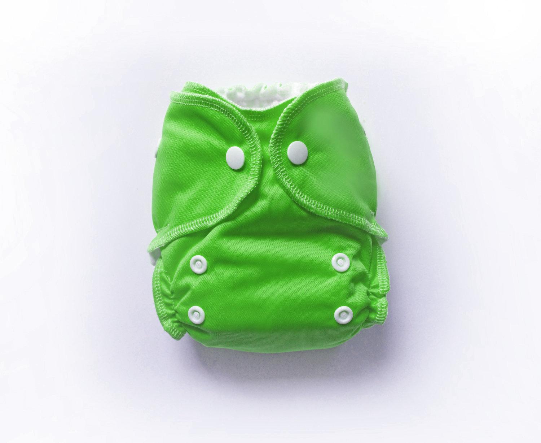 Mini Pocket™ Cloth Diapers - Fiddlehead 00493