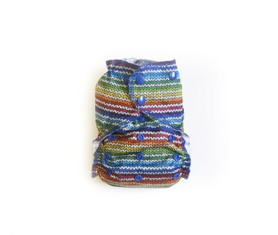 Easy Peasies® One Size Reusable Cloth Pocket Diaper - Cozy Up