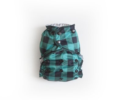 Easy Pocket™ One Size Reusable Cloth Pocket Diaper - Forest